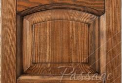 Фасад из массива ясеня - wood3
