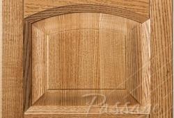 Фасад из массива ясеня - wood5