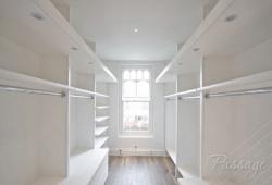 фото гардеробной комнаты на заказ