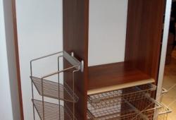 Гардеробные системы внутри гардероных шкафов под заказ