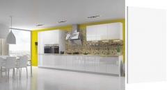 Пример фото кухни из пластика на заказ 11