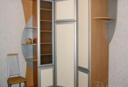 Угловой шкаф на заказ Киев №7
